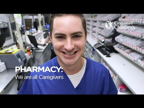 Division of Pharmacy: We Are All Caregivers | Cincinnati Children's