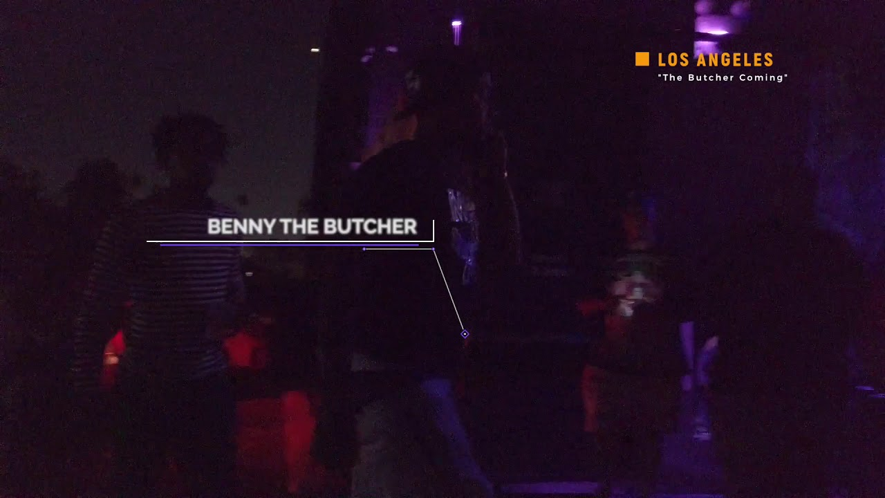 The Almighty Tour (LA Show): Benny the Butcher