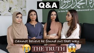 FIRST EVER Q&A - HOW MY MUSLIM DAD REACTED TO MY PREGNANCY BEFORE MARRIAGE?!