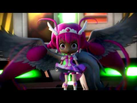 MMD- Cake (especial chibis) HD Motion DL