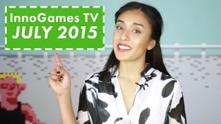 InnoGames TV - July Episode feat. Elvenar, Forge of Empires Summer Event and Gamescom Tickets