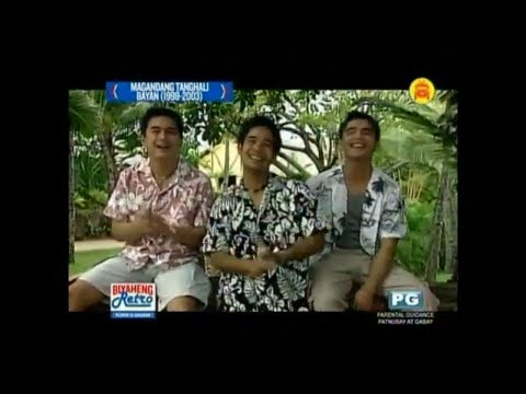 Remembering Whattamen Rico Yan, Marvin Agustin & Dominic  Ochoa on Jeepney tv