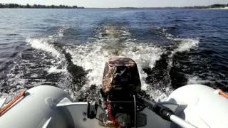 видео Двигун до човна Tohatsu M3.5B2L