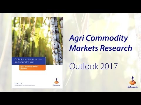 Agri Commodity Outlook 2017: Bear in Mind—Stocks Remain Large