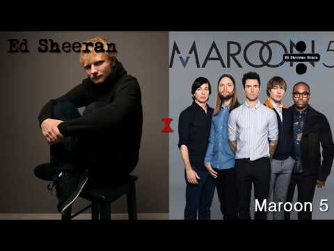 Ed Sheeran x Maroon 5 - Shape of You & Don't Wanna Know