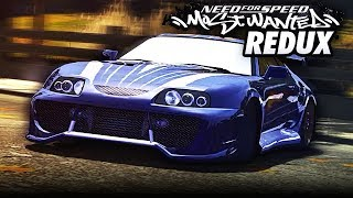 Need for Speed MOST WANTED REDUX | Blacklist #13: VIC