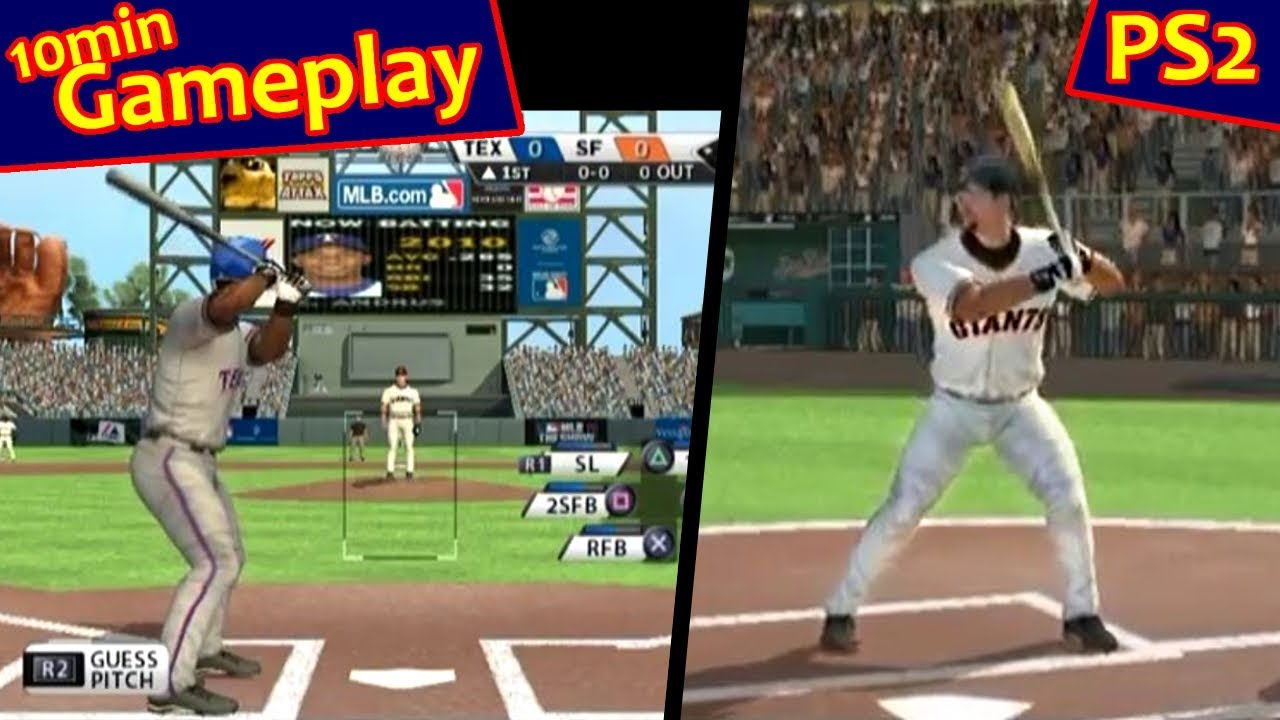 MLB 11: The Show     (PS2)