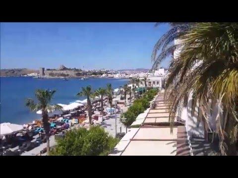 Bodrum Suit Otel Via Suites Bodrum Apart Denize Sifir Bodrum Merkezde