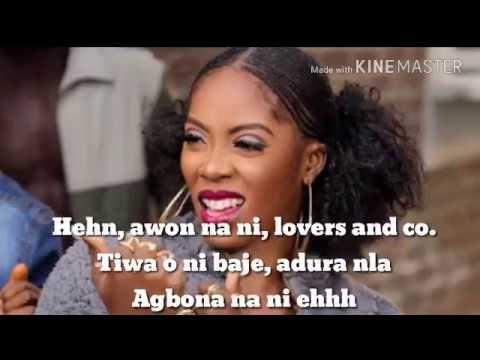 Tiwa Savage - Ife Wa Gbona Feat  Leo Wonder (Lyrics)