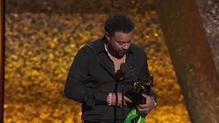 Sting & Shaggy Win Best Reggae Album | 2019 GRAMMYs Acceptance Speech