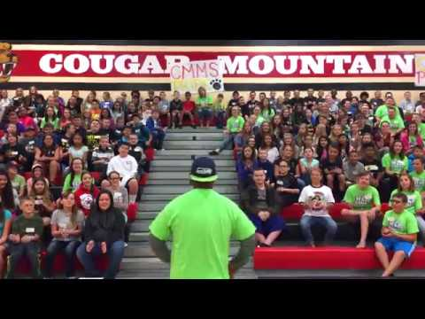 Cougar Mountain Middle School WEB Day