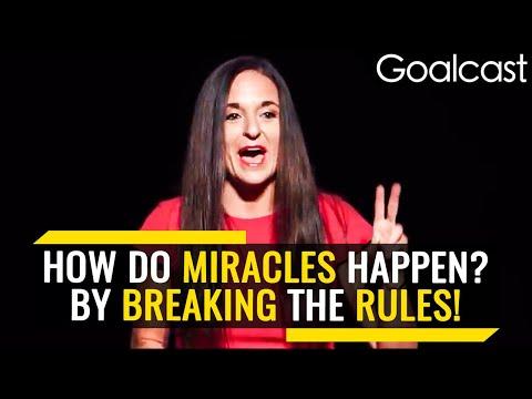 Here's Proof that Miracles Do Happen | Kelli Davis | Goalcast