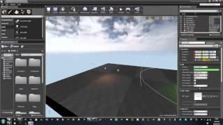 Unreal Engine 4 - Notre premier niveau