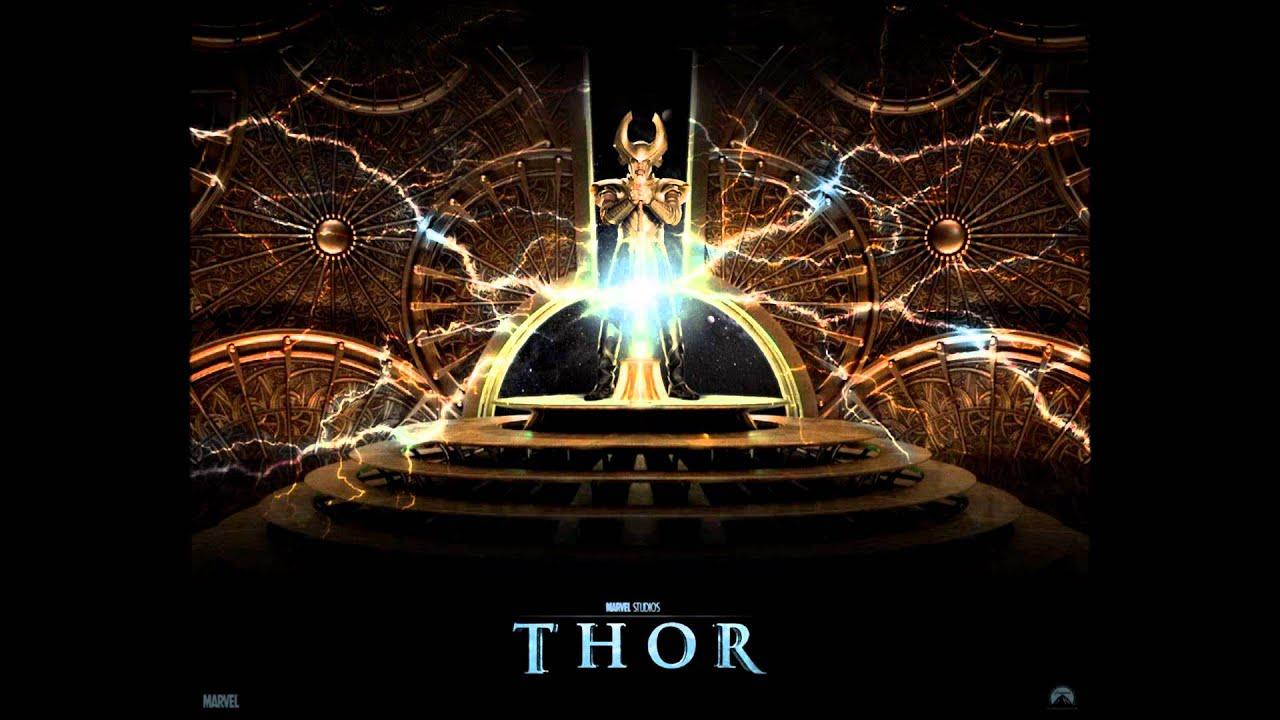Ragnarok Wallpaper Hd Thor Soundtrack Earth To Asgard Youtube
