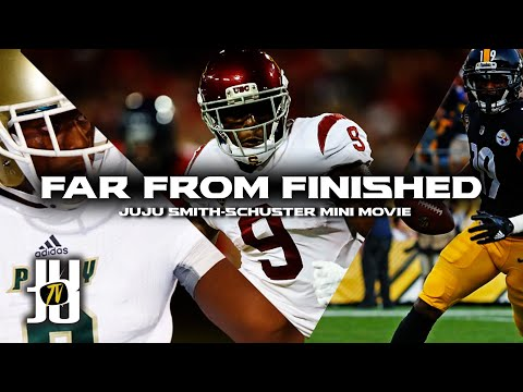 """JuJu Smith-Schuster """"Far From Finished"""" Mini-Movie 