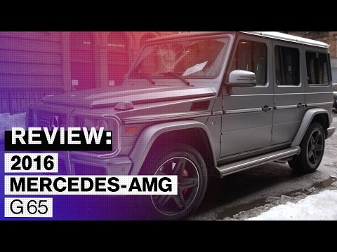 Mercedes-Benz G 65 Wagon: $224,000 Of Timeless Luxury