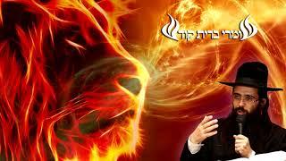 הרב יעקב בן חנן - אויבי איש אנשי ביתו! קטע מחזק!