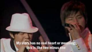 Big Bang - This Love [Eng. Sub]