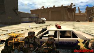 Full Spectrum Warrior PC Gameplay Chapter 4 Part 1/4