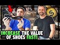 How to Significantly Increase The Value of Shoes and Boots Selling on eBay