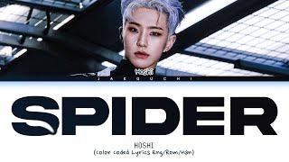 Download Mp3 HOSHI Spider Lyrics