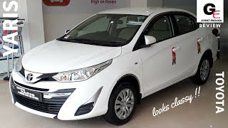 Toyota Yaris J CVT - i | detailed  review | features | price | specifications !!!!