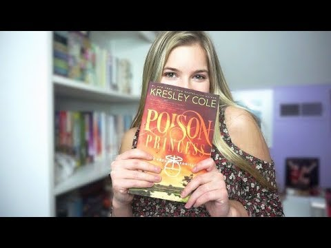 Poison Princess by Kresley Cole | Book Review
