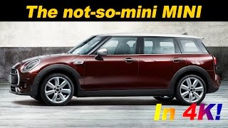 2016 MINI Clubman and Road Test - DETAILED in 4K UHD!