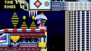 Sonic the Hedgehog 3 & Knuckles - Carnival Night Zone - Act 2