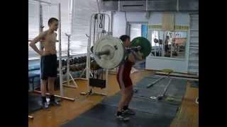 Хафизов Илья,14 лет, вк 38 кг. Толчок 50 кг