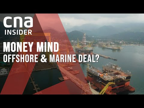 Is Consolidation On The Cards For Singapore's Offshore And Marine Sector? | Money Mind | O&M Deal?