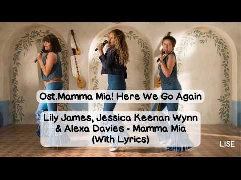 Mamma Mia! Here We Go Again - Mamma Mia (Lyrics Video)