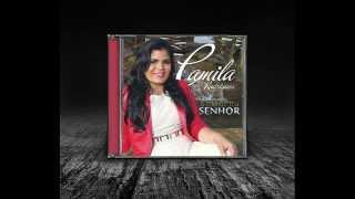 Cantora Camila Rodrigues Hino Deu tudo certo/CD O tempo é teu, Senhor