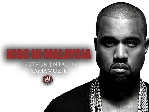 🔊 KANYE WEST Type Beat - Kids In Malaysia | Hip-Hop Instrumental with Hook