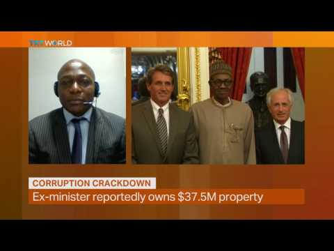 Money Talks: Nigeria's anti-corruption crackdown