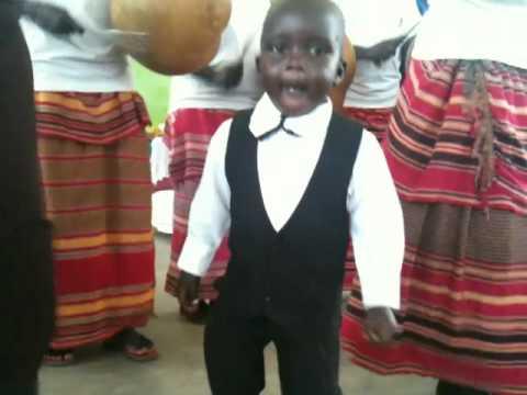 CKS son Christopher Nyero praise