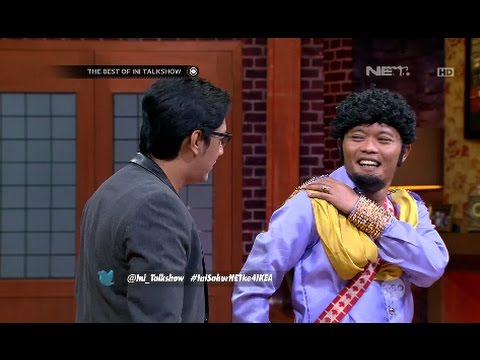 The Best Of Ini Talk Show - Makin Malam Makin Eror Dah Nih Bang Rhomi