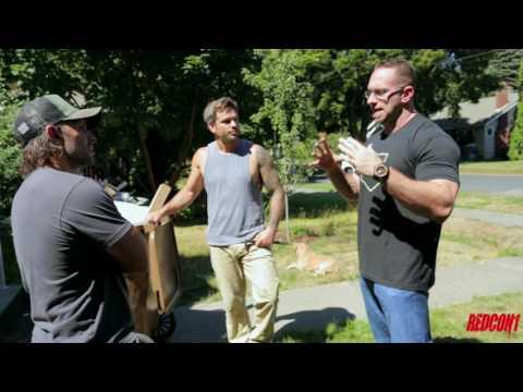 Spending Time With Redcon1 Navy SEALs Brandon Cruz & Ryan Bates