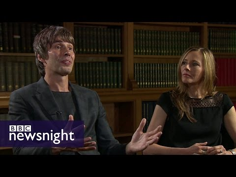 Brian Cox and Andrea Wulf on the scientist who inspired Darwin - BBC Newsnight