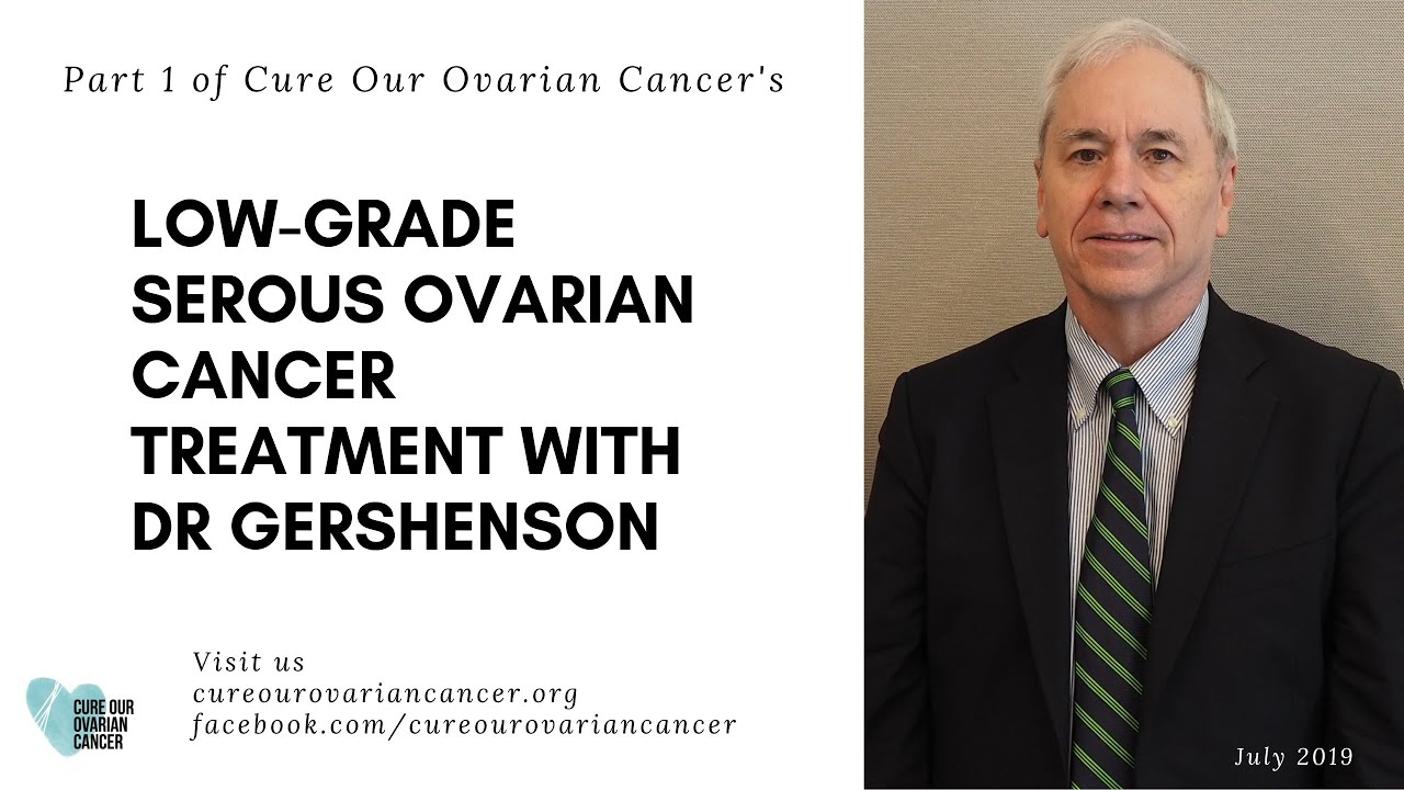 Low Grade Serous Ovarian Cancer United States