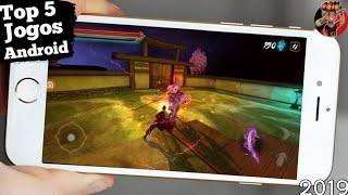Ⓜ️saiu 5 Novos Jogos Online Andamp Offline Para Android Leves De 2019 Mixsmobile