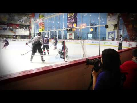 2014 Mega Ice Hockey5's - Adult Day 2 (Highlights of 6 May)