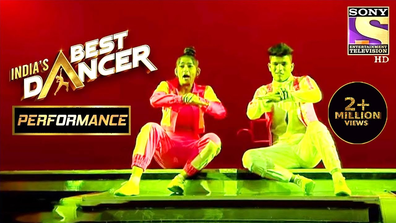 Download Vartika और Tiger ने Comedy Special पे दिया एक Rocking Performance! | India's Best Dancer