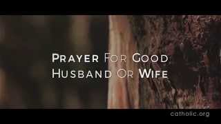 Image of Prayer For A Good Husband Or Wife HD video