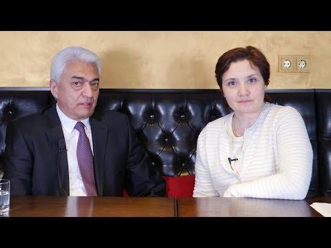 Урология в Узбекистане. Интервью с Акиловым Ф.А.