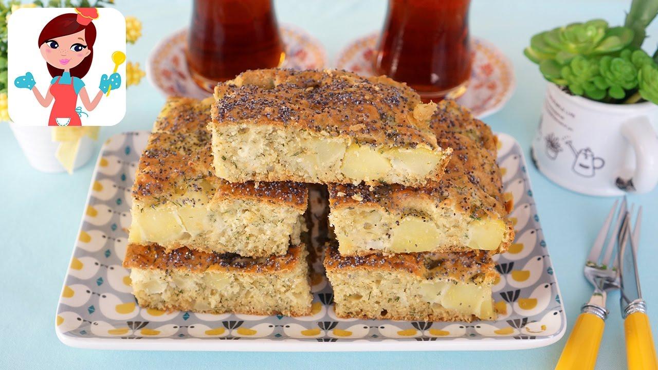 Patatesli Çörek Tarifi - Kevserin Mutfağı Yemek Tarifi