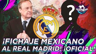 Fichaje MEXICANO en Real Madrid CHUCKY SALDRÁ GRATIS BETIS sí PIENSA en PIOJO HERRERA
