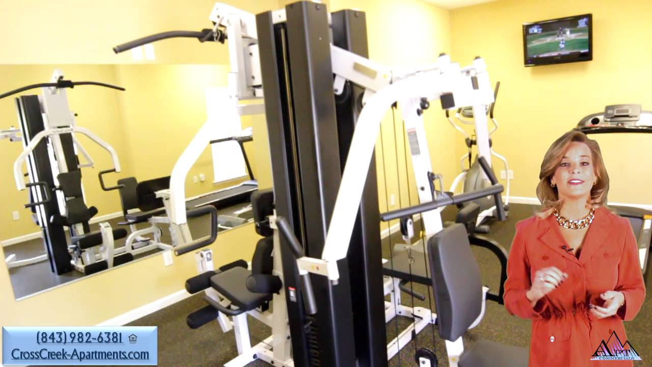 Apartments For Rent Cross Creek Apartments Video Tour Beaufort South  Carolina   YouTube