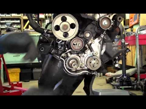 How to replace a crankshaft timing seal. Tips and Tricks