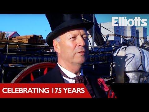 Celebrating 175 Years of Business | Elliotts Builders Merchant